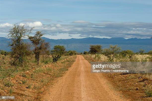 meru national park, kenya - meru filme stock-fotos und bilder