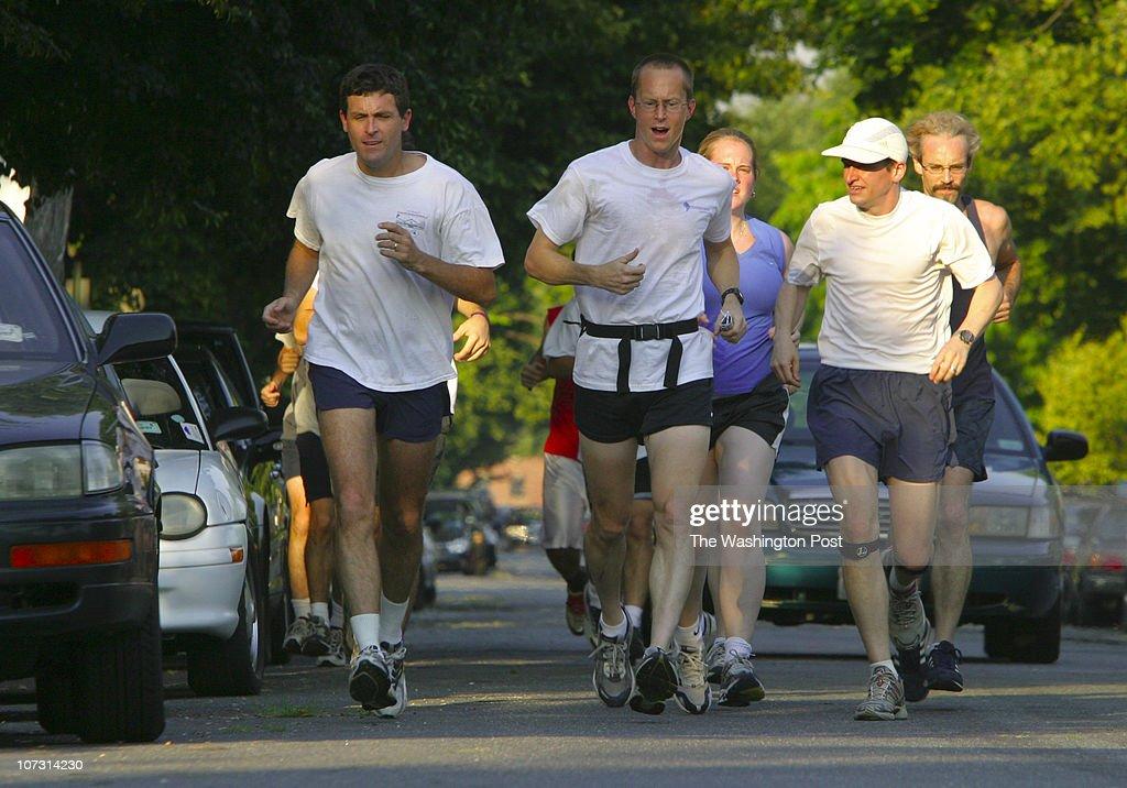 Me-Runner Date: 07-17-06 Photographer: Susan Biddle /TWP Neg#182233  Washington, DC  Michael Bryant, : News Photo
