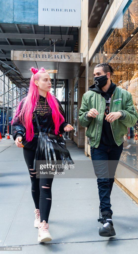Celebrity Sightings In New York City - February 26, 2019 : News Photo