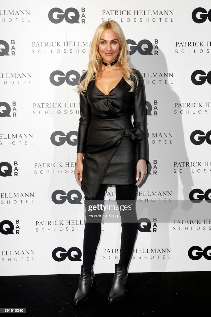 GQ Bar Opening At Patrick Hellmann Schlosshotel In Berlin
