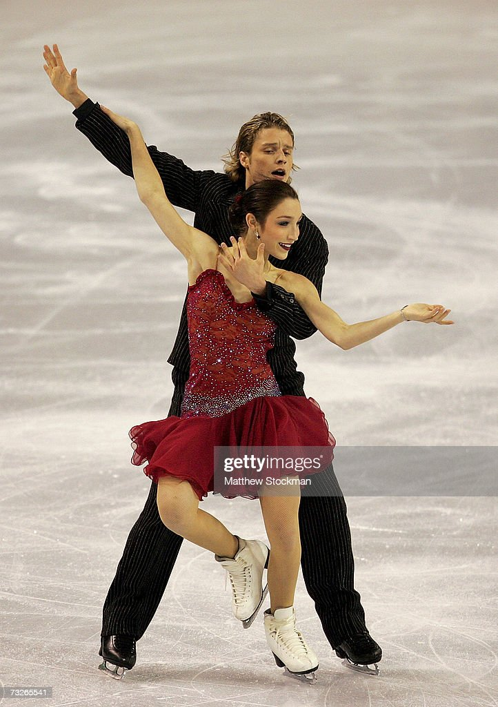 Meryl and charlie ice dancing