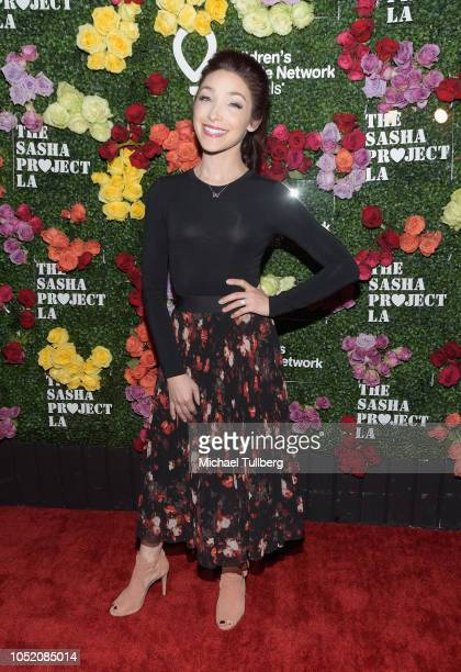 Meryl Davis attends Rock The Runway presented by Children's Miracle Network Hospitals at Avalon on October 13 2018 in Hollywood California
