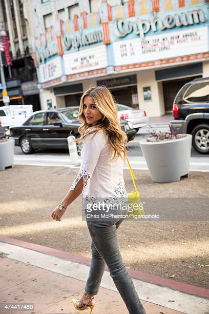 Meryl HadidaShabani owner of LÉclaireur store is photographed for Madame Figaro on April 2 2015 in Los Angeles California PUBLISHED IMAGE CREDIT MUST...