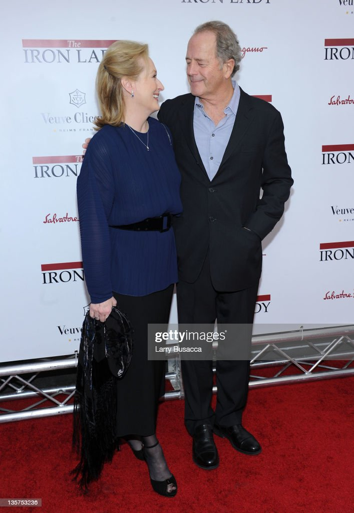 'The Iron Lady' New York Premiere - Arrivals : News Photo