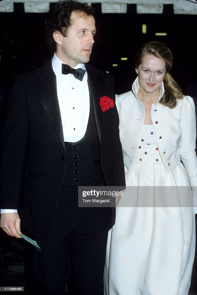 Meryl Streep Sighting in London - March 25, 1980 : News Photo