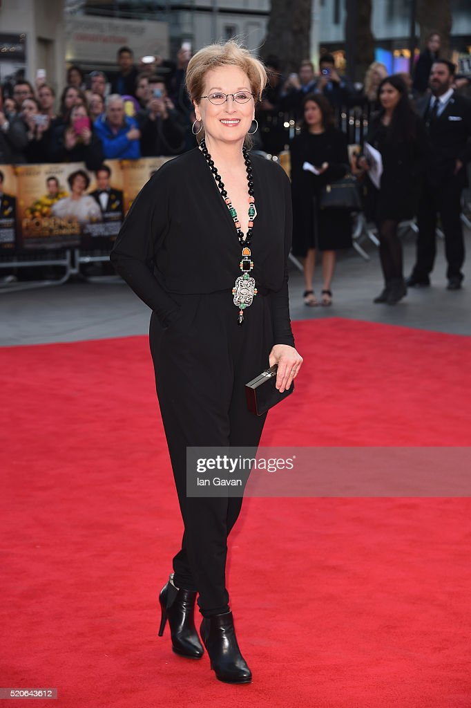 """Florence Foster Jenkins"" - UK Film Premiere - Red Carpet"