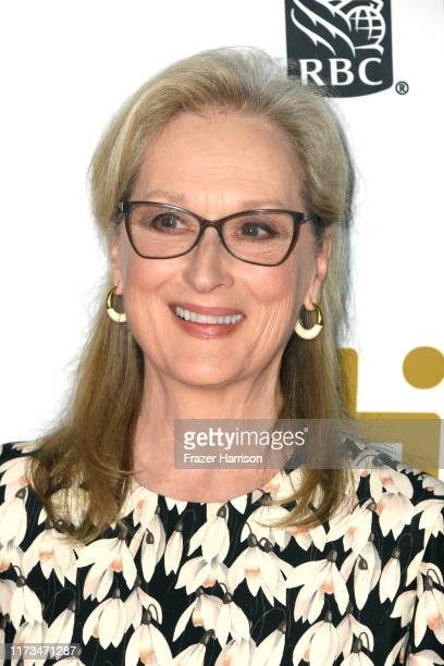 Meryl Streep attends the 2019 Toronto International Film Festival TIFF Tribute Gala at The Fairmont Royal York Hotel on September 09, 2019 in...