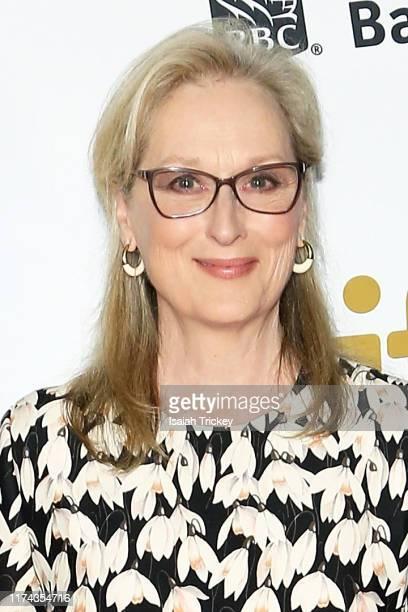 Meryl Streep attends the 2019 Toronto International Film Festival TIFF Tribute Gala at The Fairmont Royal York Hotel on September 09 2019 in Toronto...