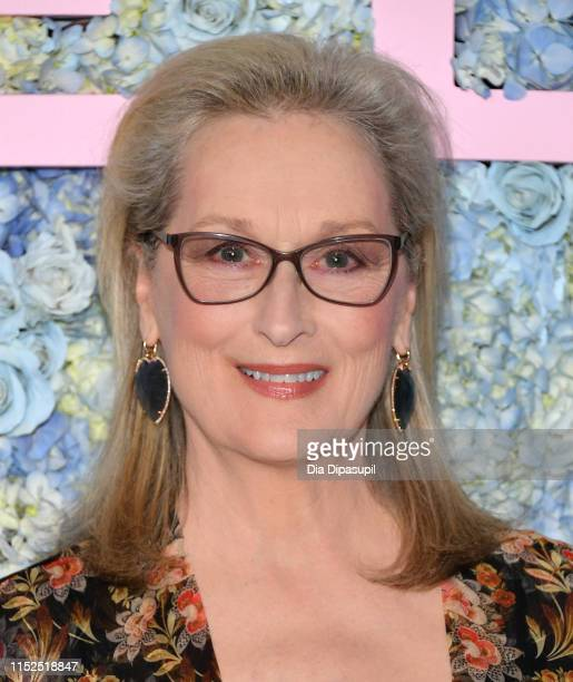 Meryl Streep attends the Big Little Lies Season 2 Premiere at Jazz at Lincoln Center on May 29 2019 in New York City