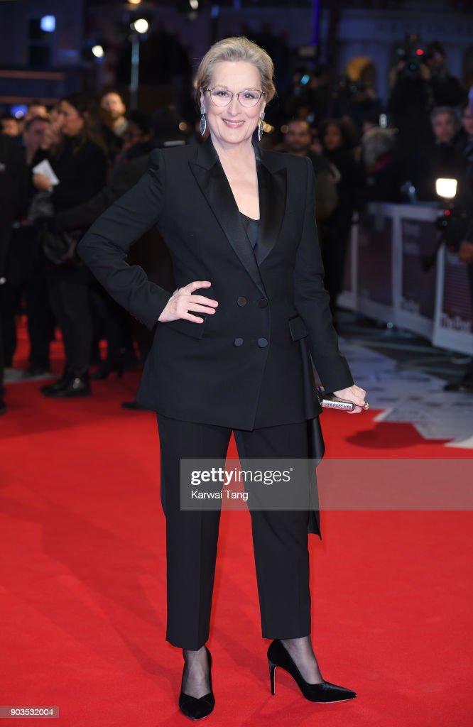 'The Post' European Premiere - Red Carpet Arrivals