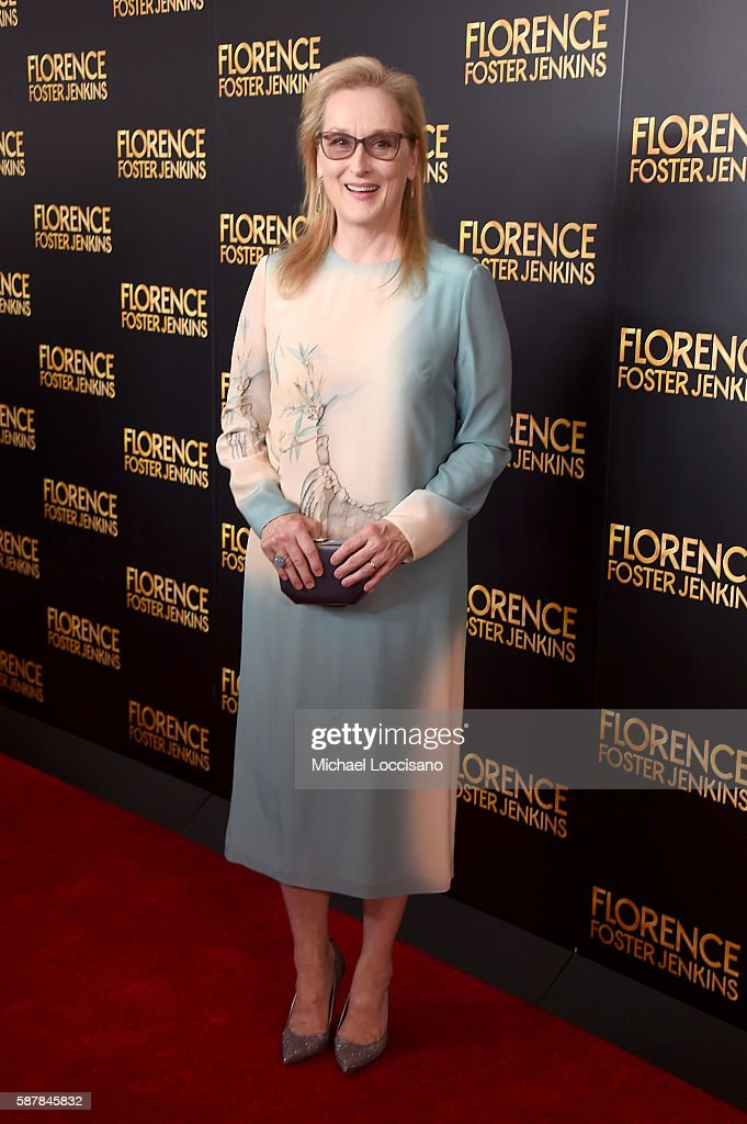 """Florence Foster Jenkins"" New York Premiere - Arrivals"