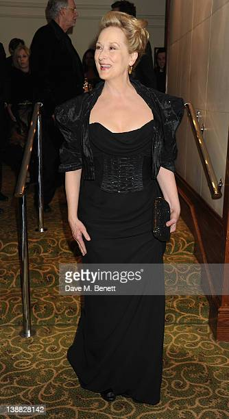 Meryl Streep attends the Orange British Academy Film Awards 2012 After Party on February 12 2012 in London England