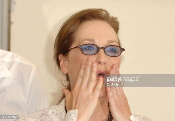 Meryl Streep during The 63rd International Venice Film Festival 'The Devil Wears Prada' Photocall in Venice Italy
