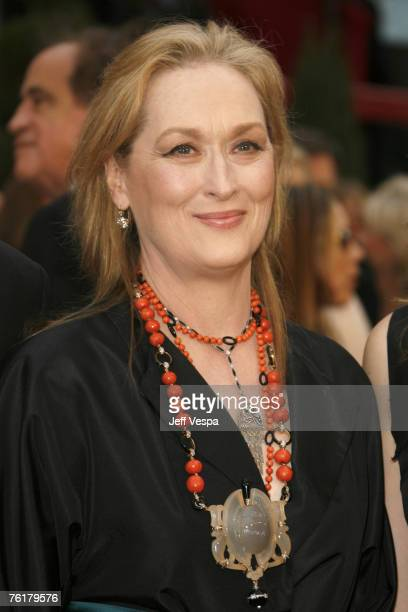 "Meryl Streep, nominee Best Actress in a Leading Role for ""The Devil Wears Prada"""