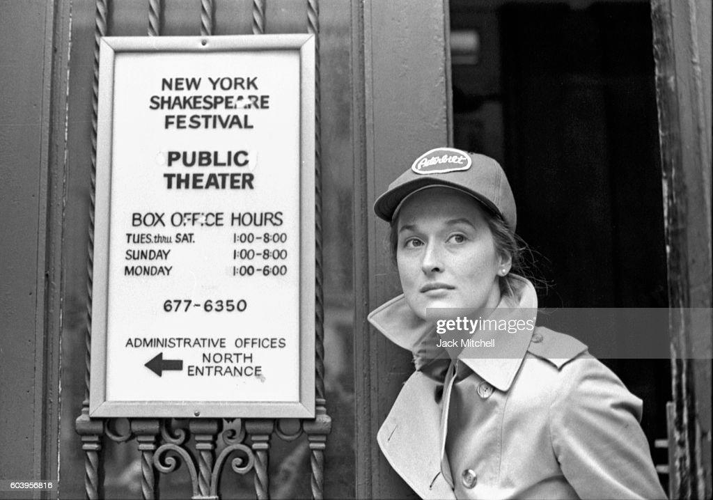 Meryl Streep : News Photo