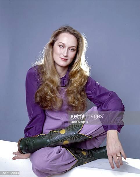 Meryl Streep photographed in 1979