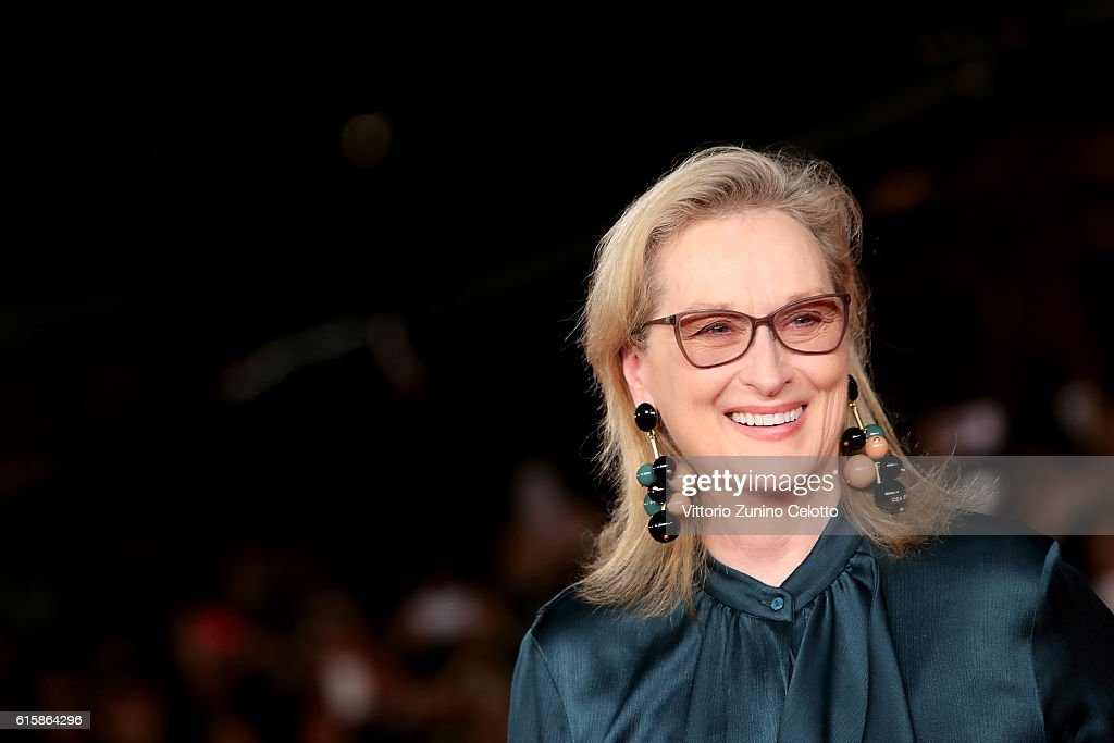 'Florence Foster Jenkins' Red carpet - 11th Rome Film Festival : News Photo