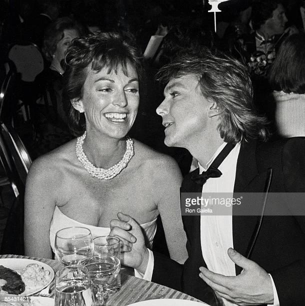 Meryl Tanz and David Cassidy