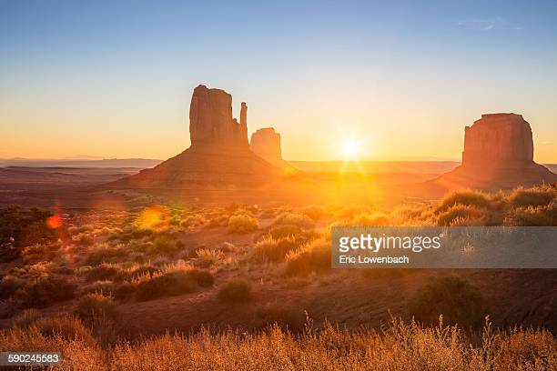 mesa sunrise - southwest usa stock pictures, royalty-free photos & images
