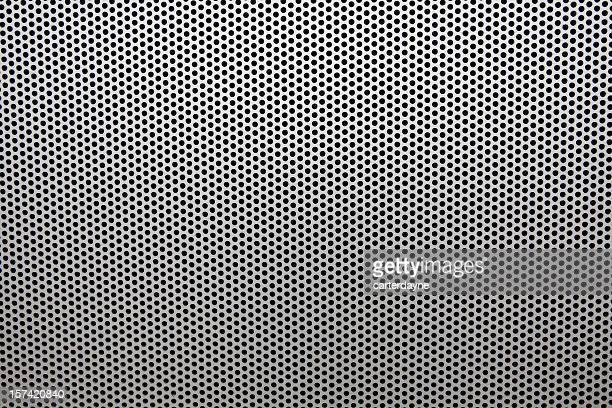 Mesh-Metall-grid
