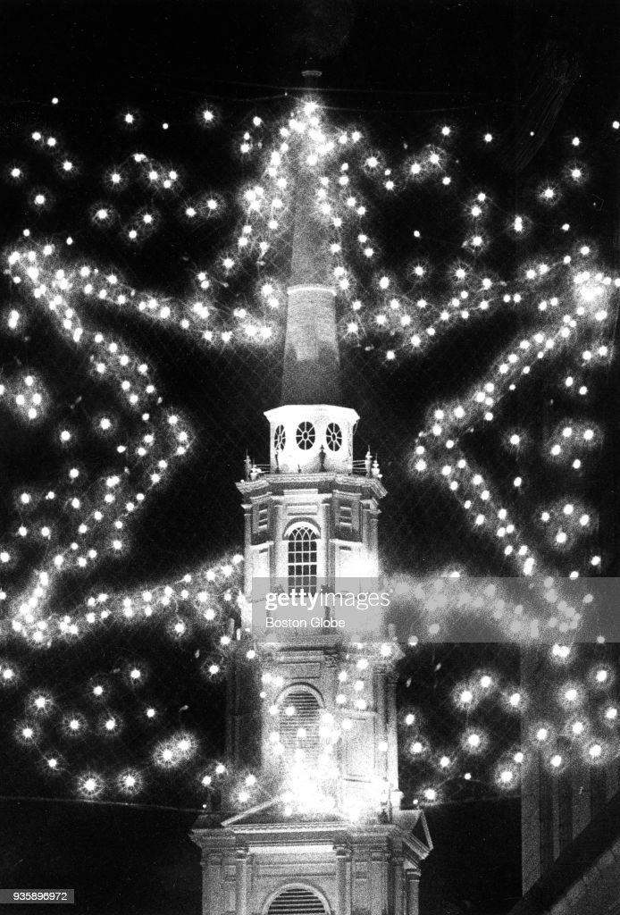 park street church in boston news photo