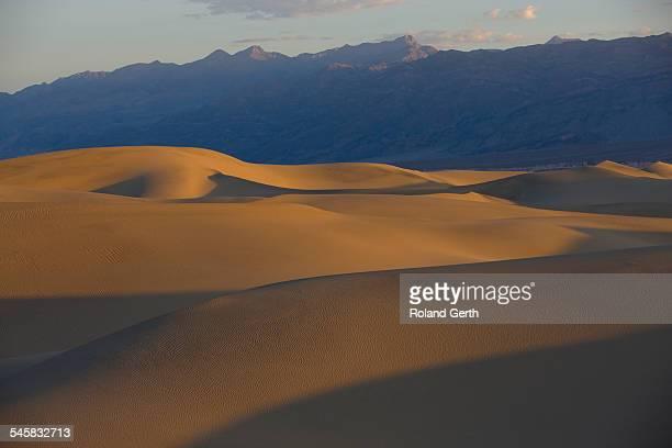 mesquite sand dunes - public domain imagens e fotografias de stock