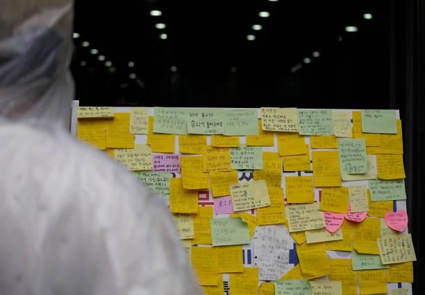 KOR: Funeral For Seoul Mayor Park Won-soon