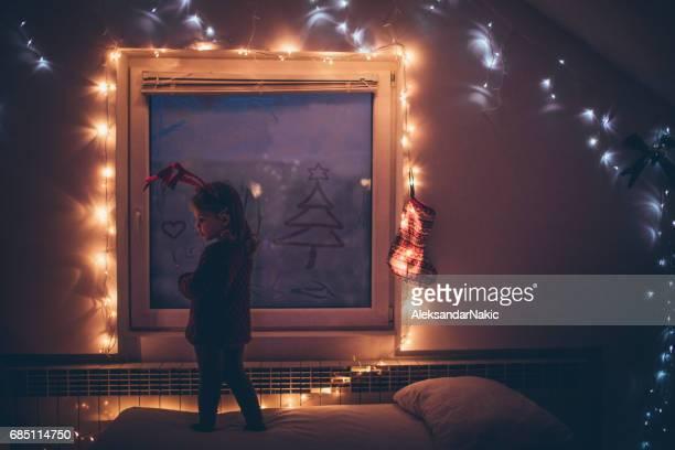 Nachricht für den Weihnachtsmann