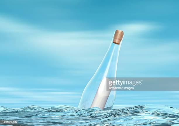 Message in a bottle - Bottle Post