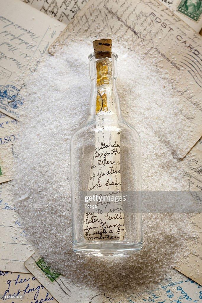 Открытки послание в бутылке, картинку приколы