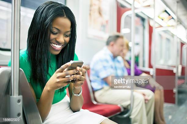 Messages sur le train