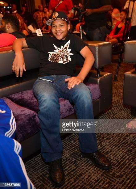 Messiah Harris attends the ASCAP R&B Soul ATL Legends Mixer at the W Atlanta - Midtown on September 26, 2012 in Atlanta, Georgia.