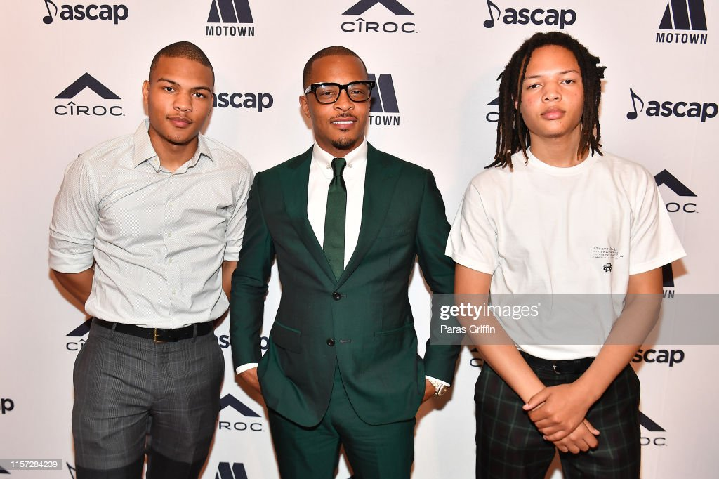 The 2019 ASCAP Rhythm & Soul Music Awards - Red Carpet : News Photo
