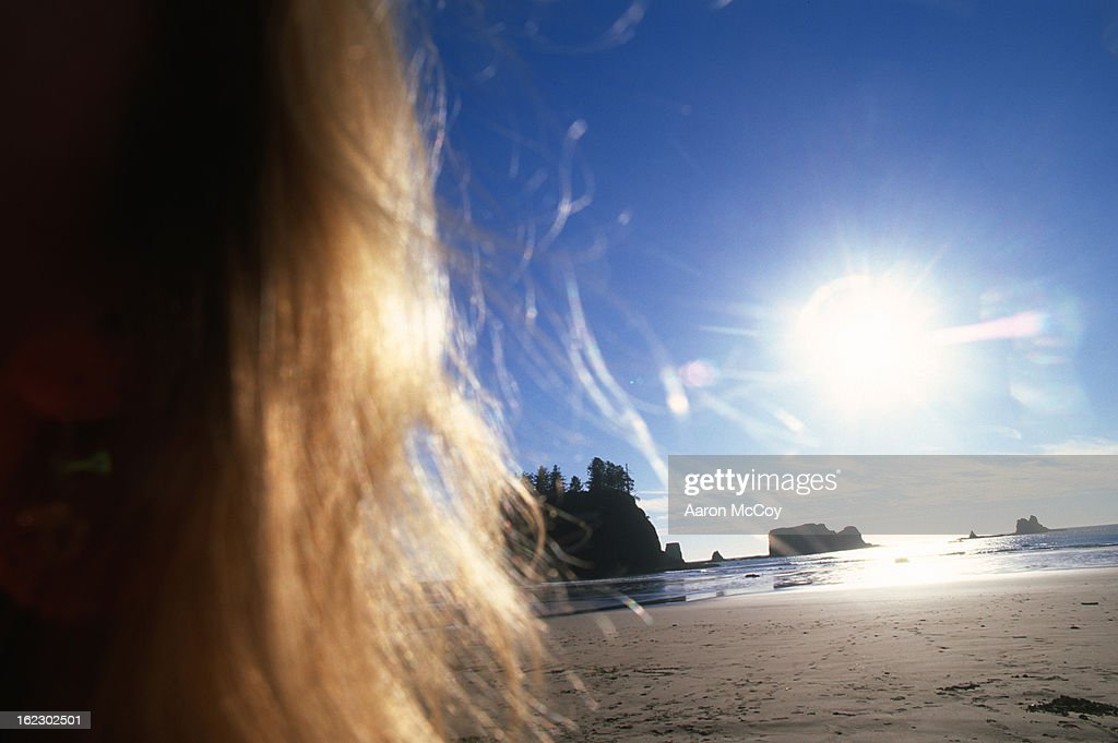Messy hair : Bildbanksbilder