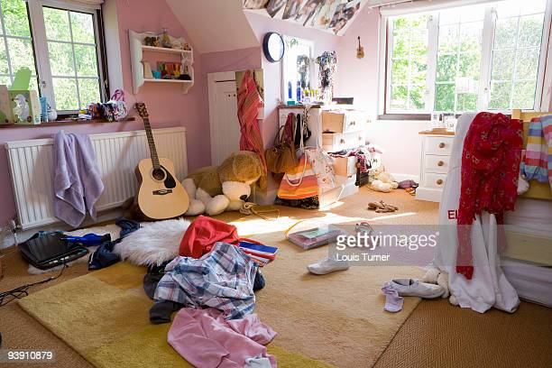 messy room - domestic room stock pictures, royalty-free photos & images