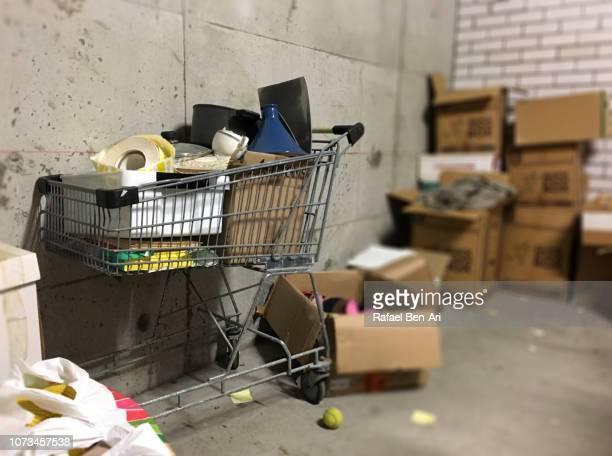 messy storage room - rafael ben ari ストックフォトと画像