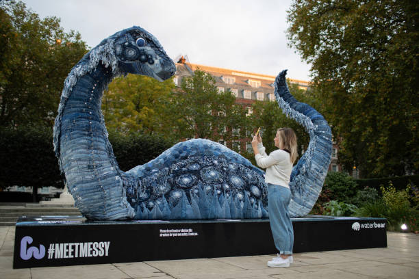 GBR: WaterBear Unveils 'Messy' Ahead of COP26