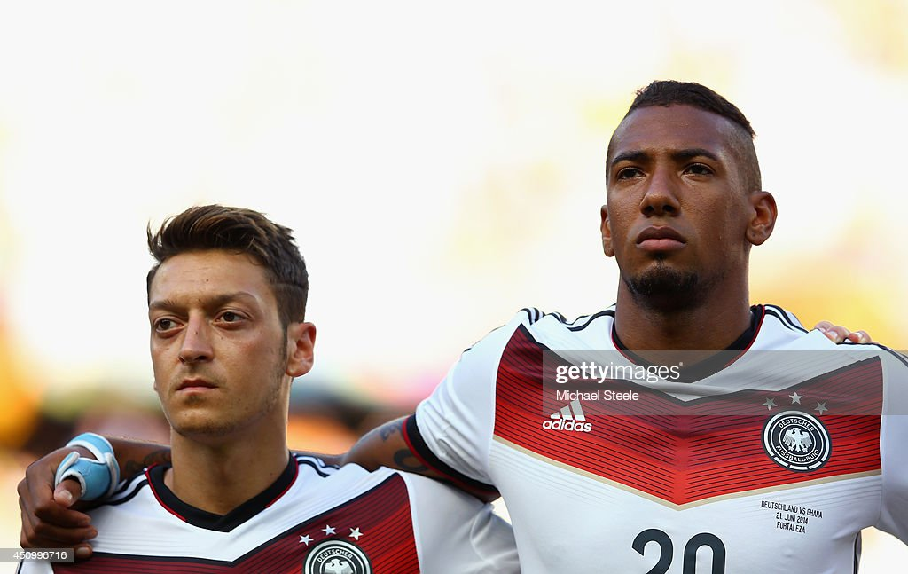 Germany v Ghana: Group G - 2014 FIFA World Cup Brazil : Nachrichtenfoto