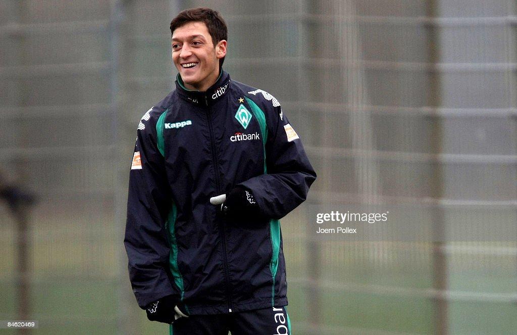 Werder Bremen Training Session