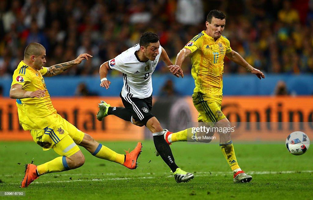 Germany v Ukraine - Group C: UEFA Euro 2016 : News Photo