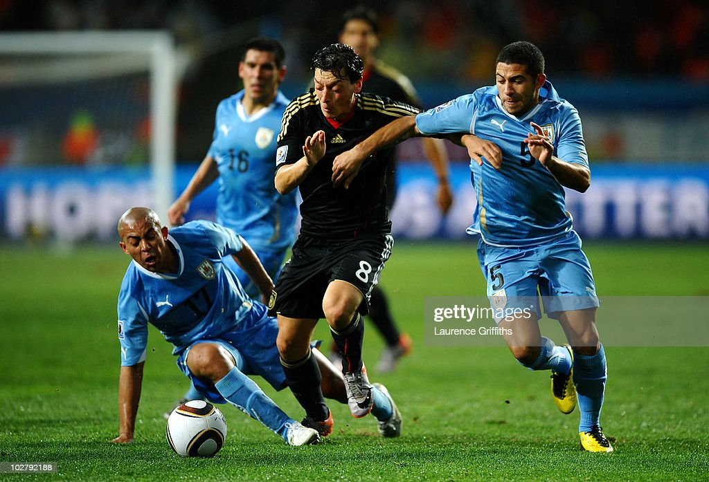 Uruguay v Germany: 2010 FIFA World Cup 3rd Place Playoff