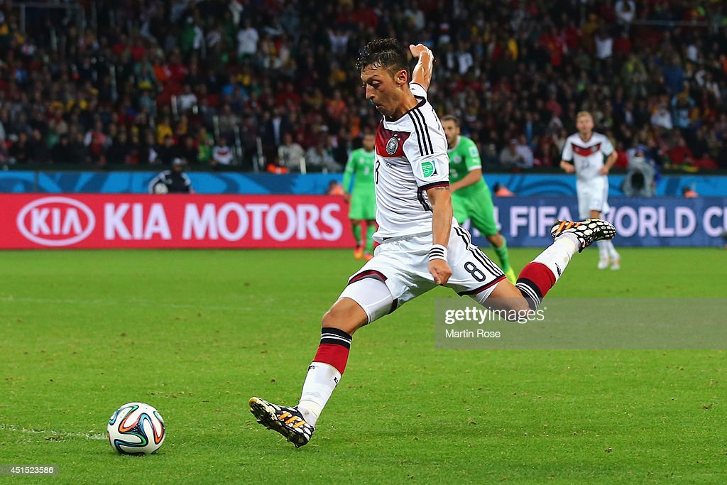 Germany v Algeria: Round of 16 - 2014 FIFA World Cup Brazil : News Photo