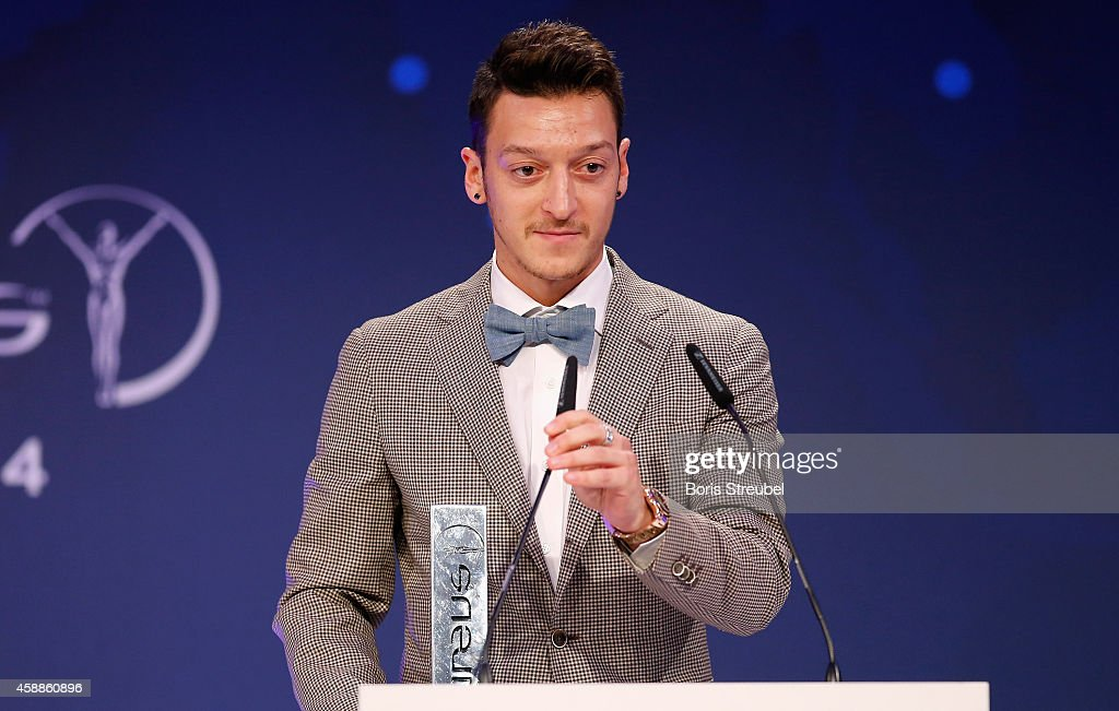 Laureus Media Award 2014 : News Photo