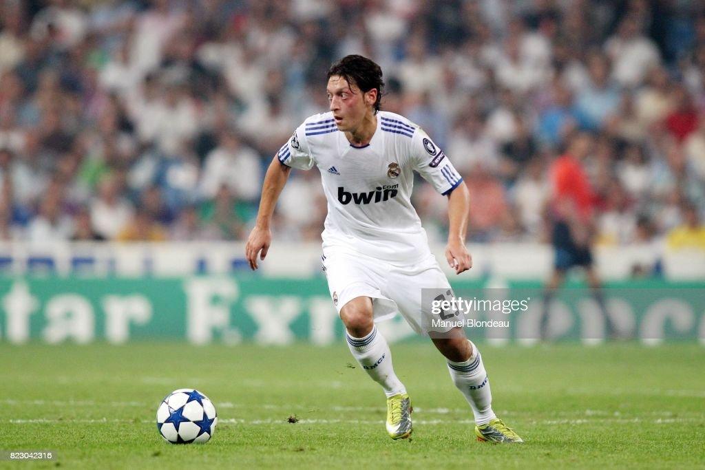 a2cf060f5 Mesut Ozil - - Real Madrid   Ajax Amsterdam - Champions League ...