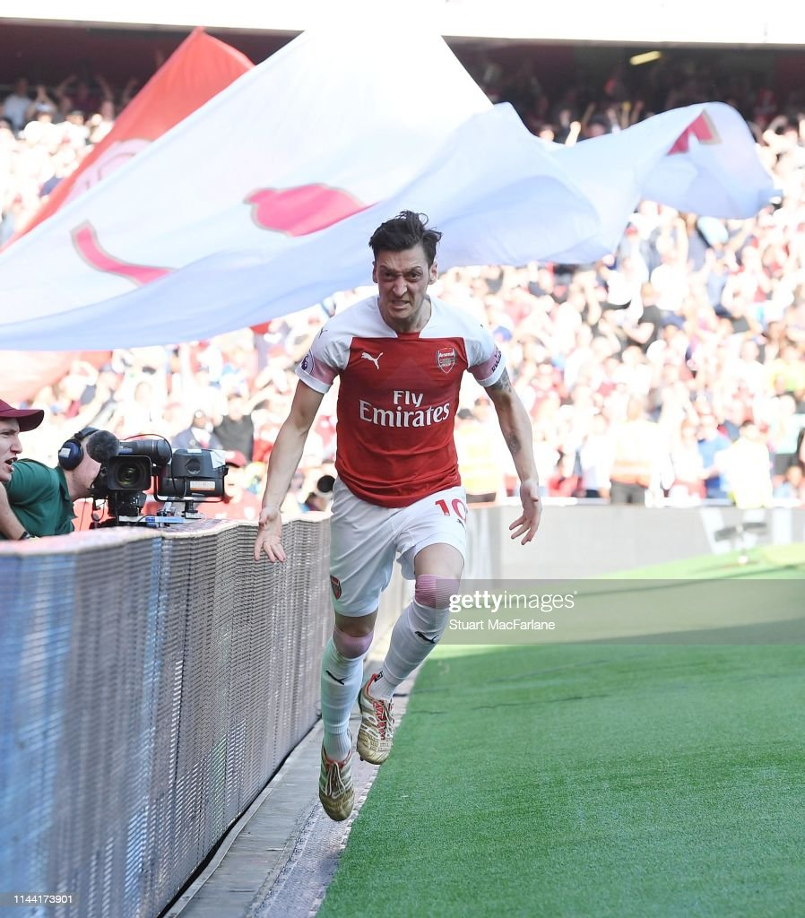 Arsenal FC v Crystal Palace - Premier League : ニュース写真