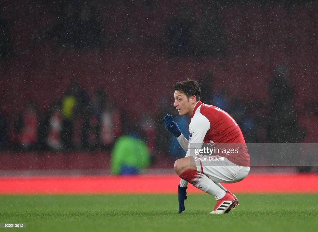 Arsenal v Manchester City - Premier League : News Photo