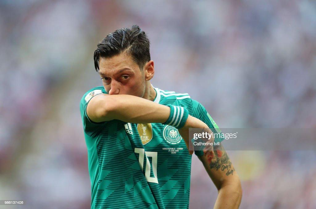 Korea Republic v Germany: Group F - 2018 FIFA World Cup Russia : News Photo