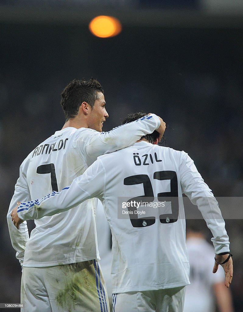 Real Madrid v Atletico Madrid - Copa del Rey : News Photo