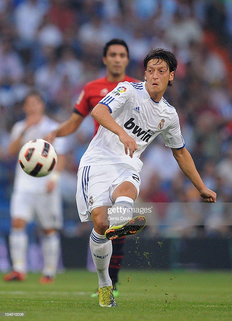 Real Madrid v CA Osasuna - La Liga : News Photo