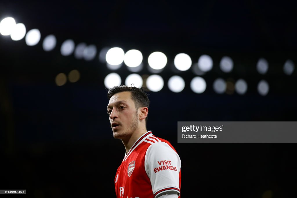 Arsenal FC v Newcastle United - Premier League : News Photo